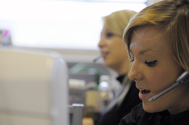 Telephone support available for prisoners families