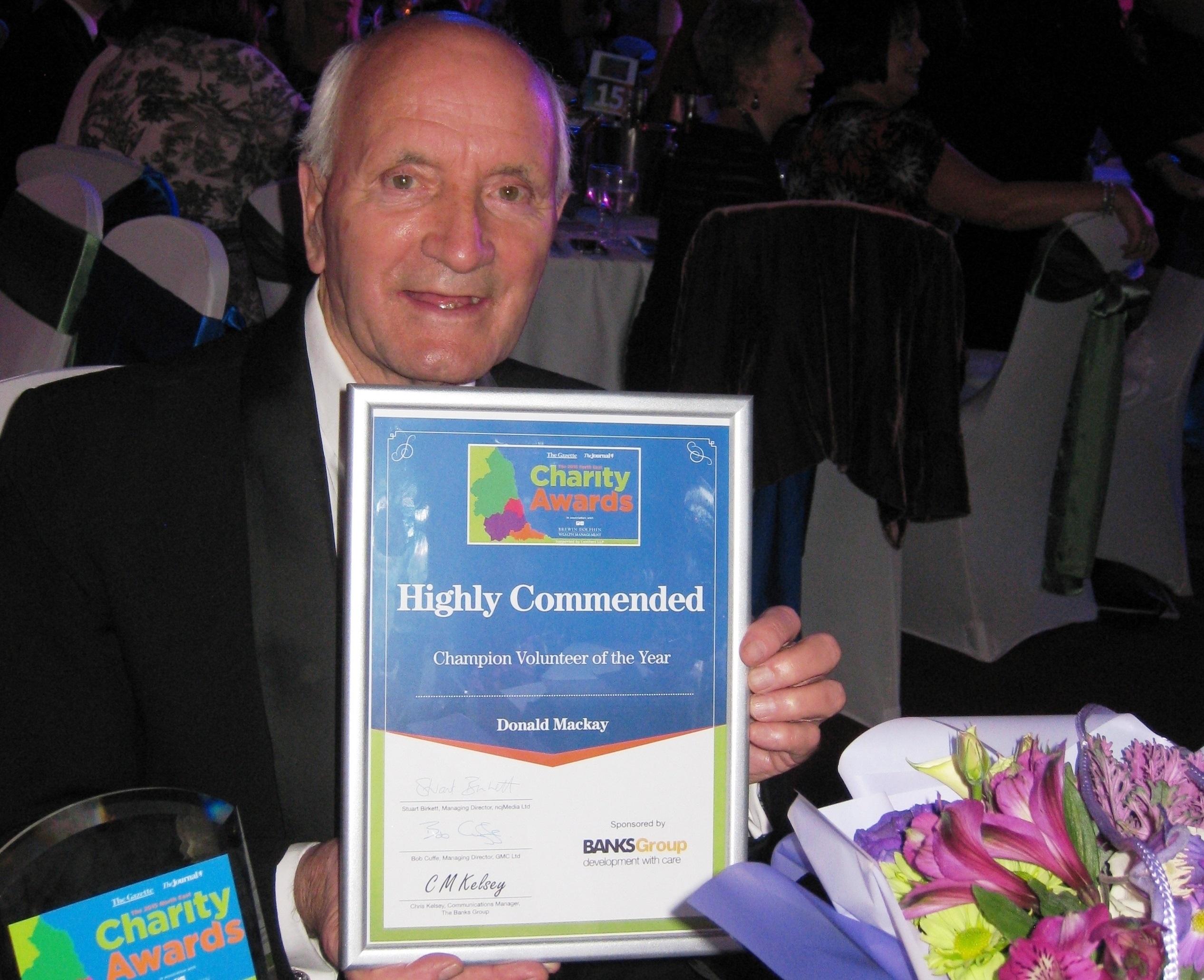 Remembering long standing Nepacs trustee Donald Mackay