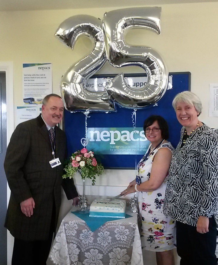 Celebrating 25 years of supporting families at HMP Northumberland