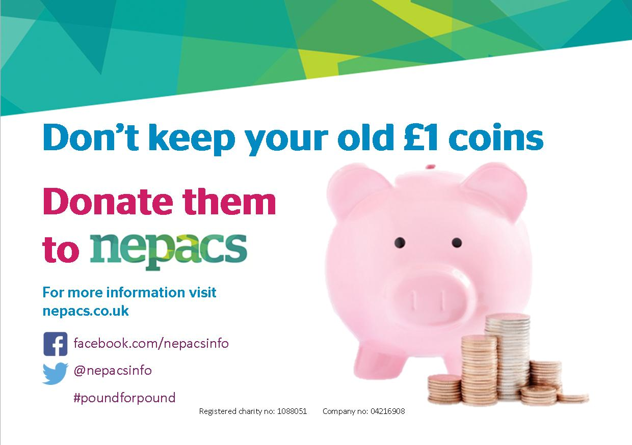 Still got an old £1 coin?
