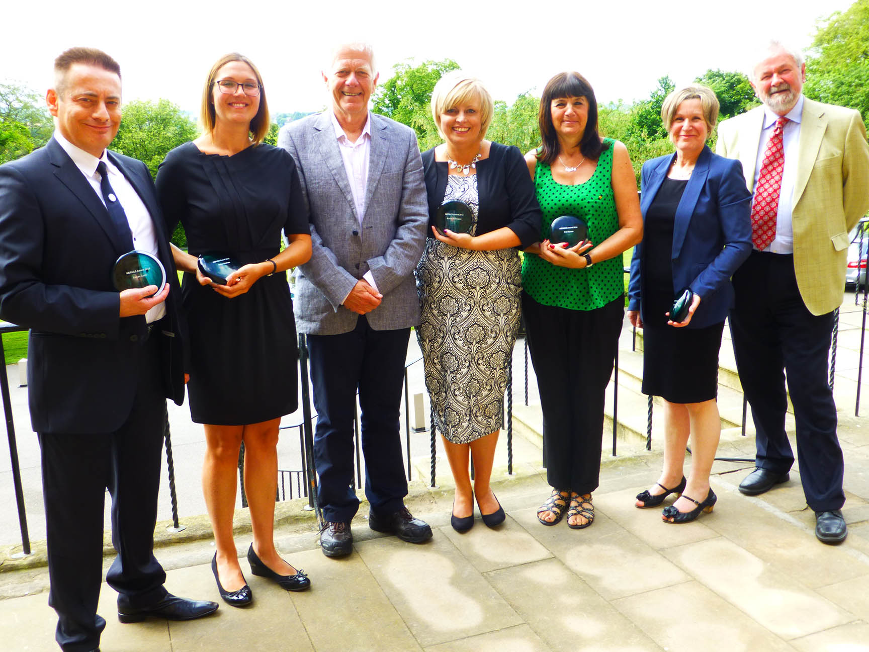 Nepacs award winners 2014